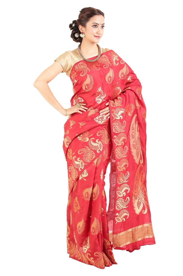 If you are looking for high-quality, rich and elegant Chili Red Color Wedding Sarees, I would suggest you Silkshari. This is an online store dealing with best in class silk sarees. The store offers a large collection of designer, simple, party wear and other silk, cotton and casual sarees in India. To know more see our silkshariwebsite.