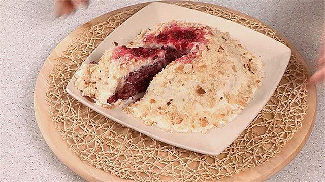 Торт из засохшего хлеба - Доброе утро - Первый канал