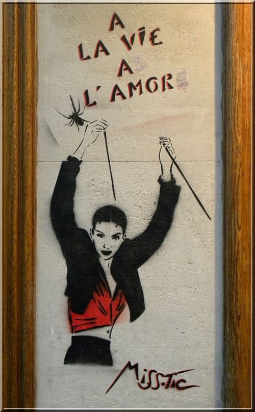 'A life has love'