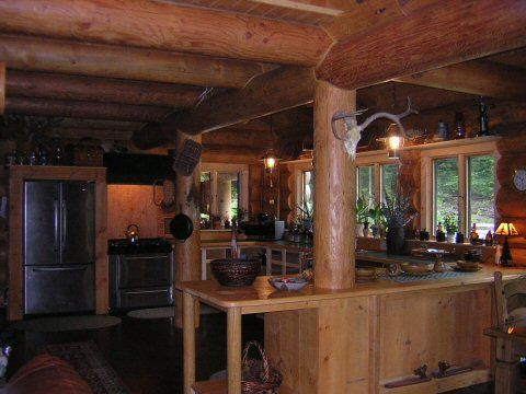 log cabin interiors interior paint what i want log cabins paint ideas. Black Bedroom Furniture Sets. Home Design Ideas