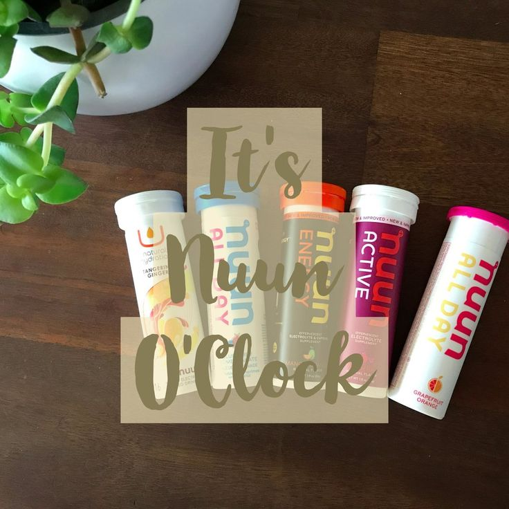 Hydration at its Best | LuchaFIT -Nuun Hydration