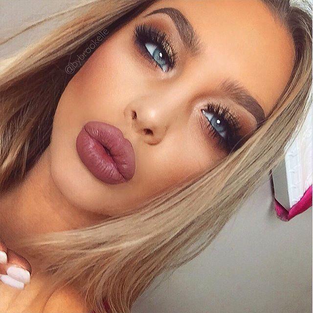 160 besten lips face bilder auf pinterest lippen makeup und afroamerikanische frisuren. Black Bedroom Furniture Sets. Home Design Ideas