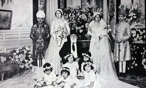 Secrets of Indian royal families: Wedding in the house of the Nizam of Hyderabad