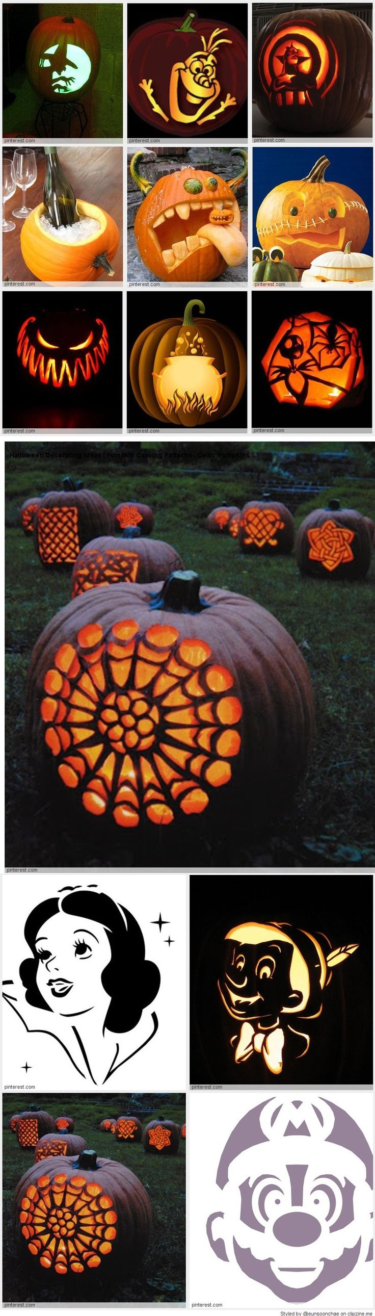 Best 25+ Awesome pumpkin carvings ideas on Pinterest | Cool ...