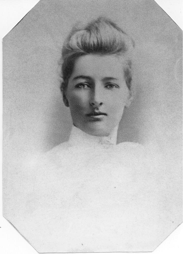 Catherine (aka Katie) Smith nee Clowry, my great grandmother.