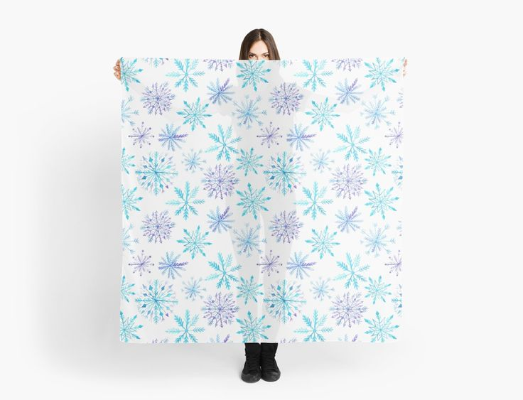 Snowflakes • Also buy this artwork on apparel, stickers, phone cases, and more.
