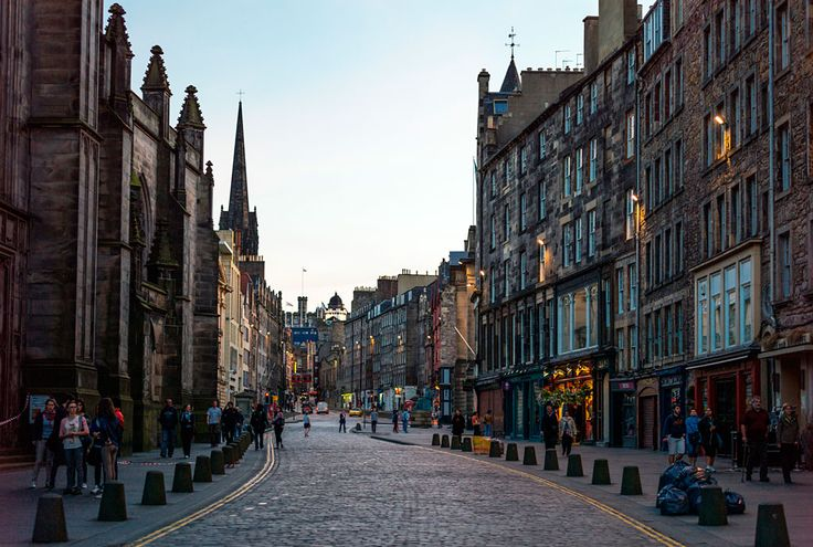Friendliest Cities in the World: Edinburgh, Scotland