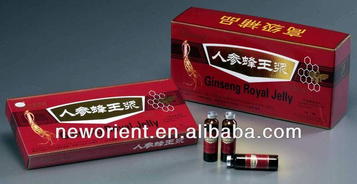 """Halal Ginseng Royal Jelly,health oral drink"""