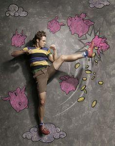 Community Sidewalk-Chalk Art   Community Art   Pinterest ...