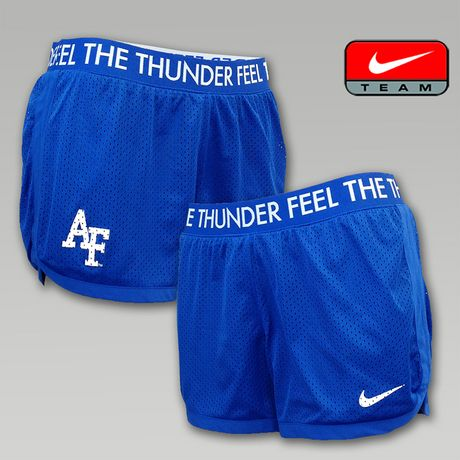 Nike Air Force Womens Mesh Shorts | ArmedForcesGear | Armed Forces Gear