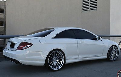 """20"""" RF15 Road Force Staggered Wheels For Mercedes CL500 550 600 20x8.5 / 20x10"""
