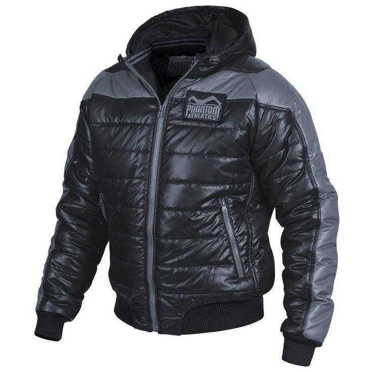 Jacheta Phantom MMA de iarna de calitate ridicata - ofera protectie impotriva frigului si vremii capricioase.