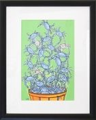 Art Gallery at Maine Cottage | Bushel of Crabs