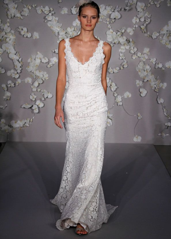145 best Lace wedding gowns - Seattle images on Pinterest | Bridal ...