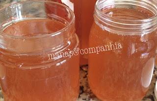 Geleia de marmelo (bimby)