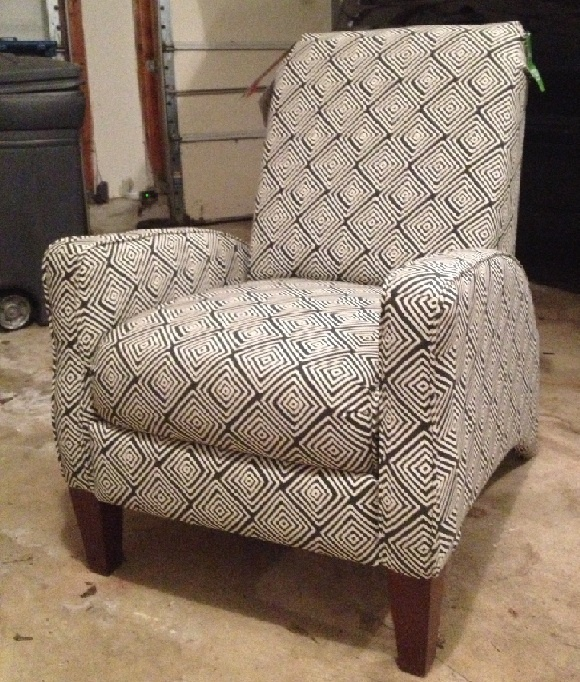 Lane Chair And A Half Recliner