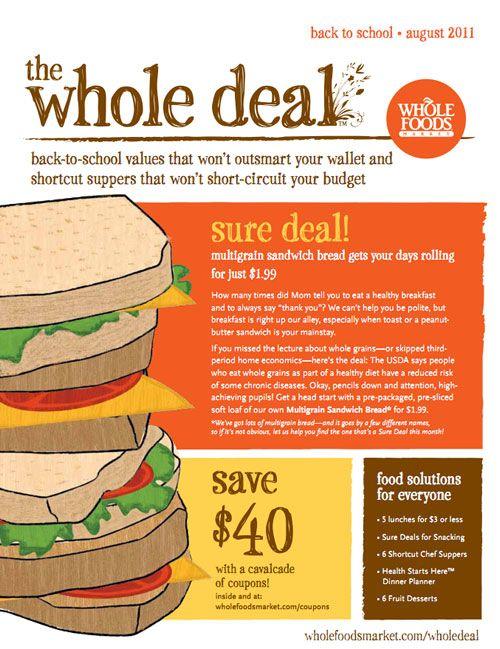 Wholefoods circular