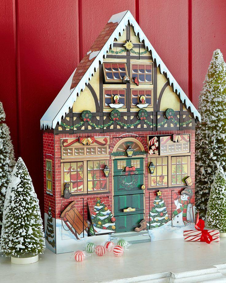 Christmas+House+Advent+Calendar+at+Neiman+Marcus ...