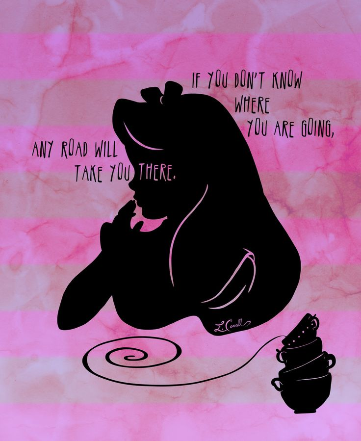 Disney Alice In Wonderland Quote: 19 Best Images About Disney Quotes On Pinterest