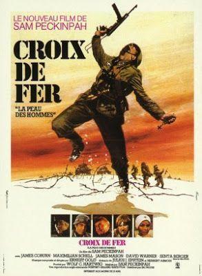 CROSS OF IRON (Sam Peckinpah,
