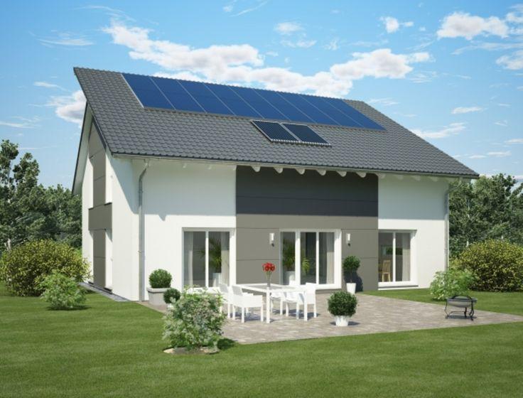 390 best Energiesparhäuser images on Pinterest Style, Balcony - landhaus modern