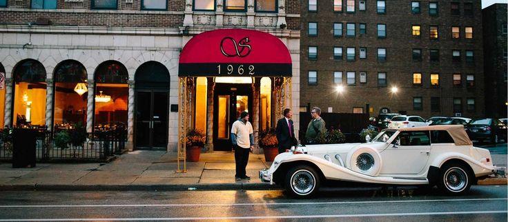 Supper Restaurant | Shorecrest Hotel Milwaukee WI $18-$44+ entrees