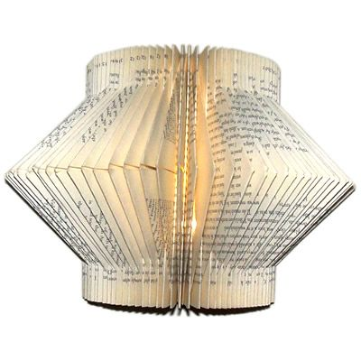 Book Lamp   Perfect Gift For A Book Lover
