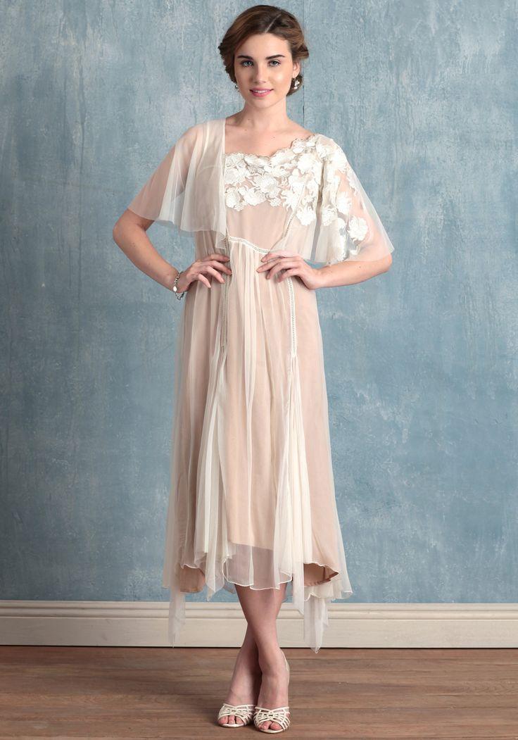 84 best Vintage Style Wedding Dresses images on Pinterest | Bridal ...