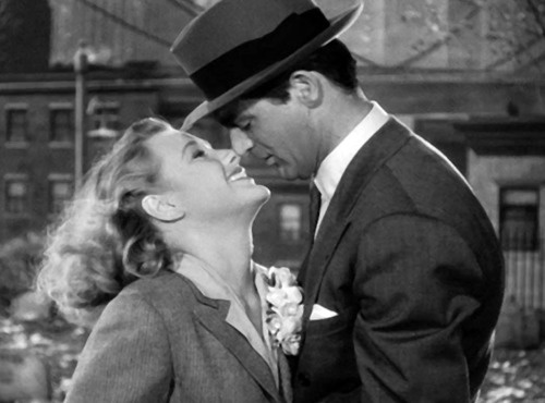 Arsenic and Old Lace    Image Via: http://finestrasulcortile.tumblr.com/post/6315391145/priscilla-lane-and-cary-grant-in-arsenic-and-old