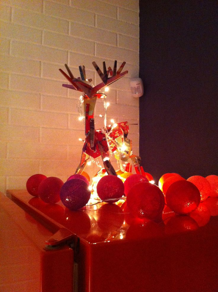 Christmas decor / Decoração de Natal