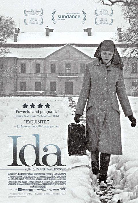 """IDA Opera tecnicamente monumentale, che evoca reminiscenze di grandi maestri del calibro di Dreyer, Bresson e Kieslowski, mescolando storia, psicologia, sociologia e spiritualità. Nonostante l'apparenza, non presenta eccessivi appesantimenti e la scelta del bianco e nero, seppur austero, conferisce un tono intimo e poetico al film. RSVP: """"Ordet – La Parola"""", """"La conversa di Belfort"""". Voto: 8/9."""