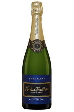 #Champagne Nicolas Feuillatte Brut Réserve