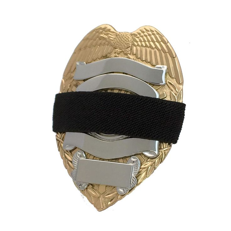Mourning Band Black B075W Woven Three Quarter Inch - NEW PRODUCT