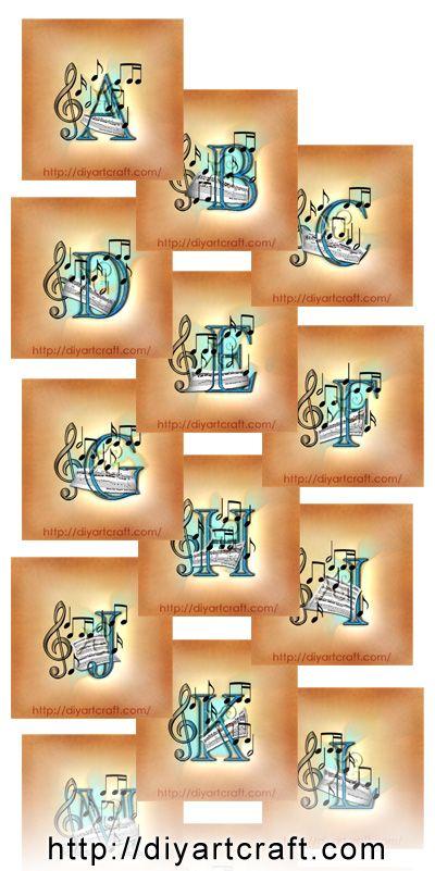 #Alphabet Symphonic #music