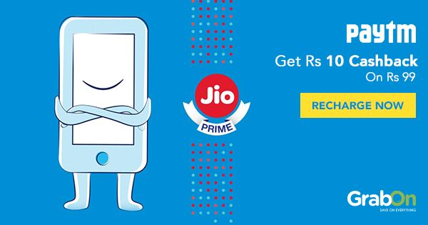 Get this #Paytm #Jio recharge offer and never run out of balance!  #RelianceJio #recharge #paytmkaro #rechargeoffer