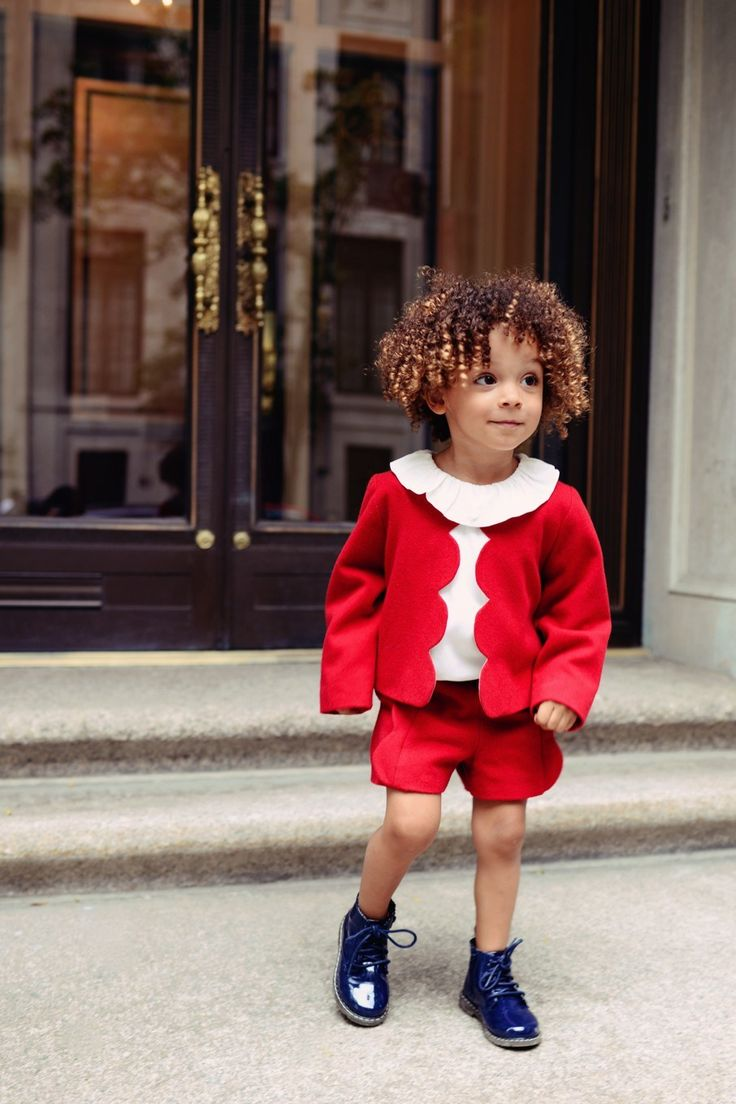 Stylish kids How Cute Is This: Fashion Kids London Scout.