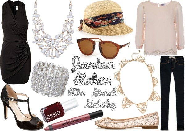 Inspired By: The Great Gatsby -- Jordan Baker