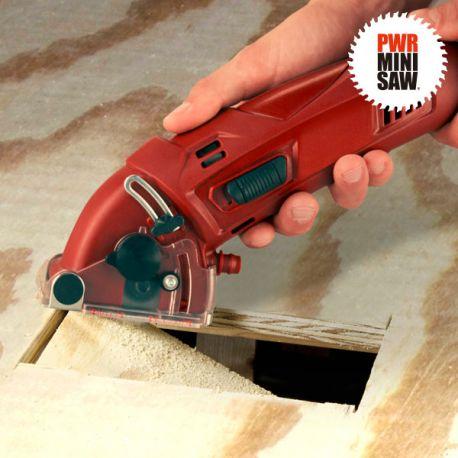 Sierra Circular de Mano PWR Mini Saw - 4261