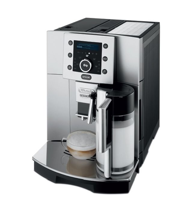 Perfecta - Coffee Machine, design by Marco Vaona for De'Longhi (2008)