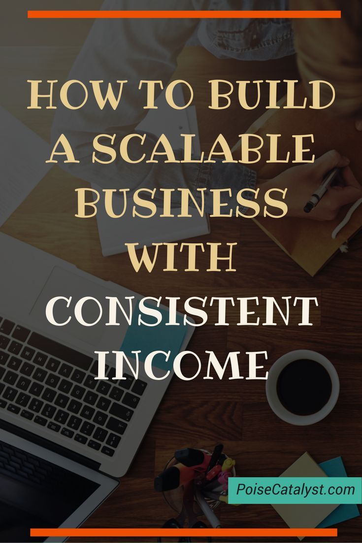 Want to build a scalable online business with CONSISTENT INCOME? You need to watch this video -> click through to check it out!