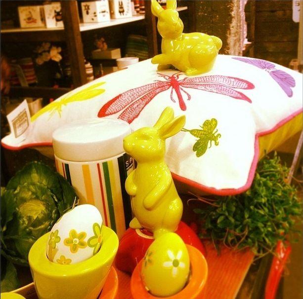 Наш магазин на Флаконе готовится к Пасхе!   Приходите за покупками! Зайчики, подставки для яйц со скидкой 25%, декоративная капуста и травка и многое другое. Оформляйте дом к празднику вместе с Урбаникой!  #Пасха #Happy_Easter #покупочки #зайцы #урбаника