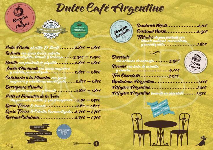 Dulce Cafe Argentino Cara 2
