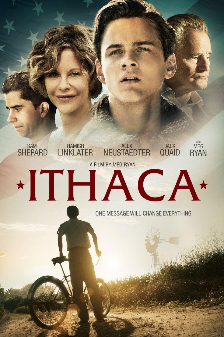 Ithaca Movie Poster - Tom Hanks, Meg Ryan, Sam Shepard  #Ithaca, #TomHanks, #MegRyan, #SamShepard, #Drama, #Art, #Film, #Movie, #Poster
