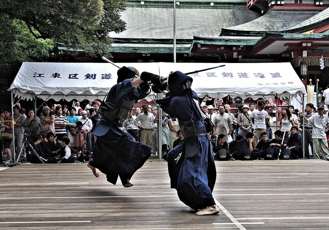 Flying Kendo by kiri-fuda, via Flickr