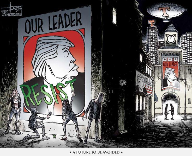 News through the eyes of cartoonists David Horsey/Los