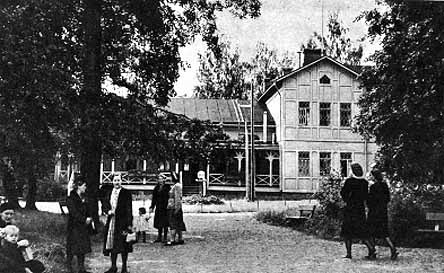 Restaurant Viikinsaari