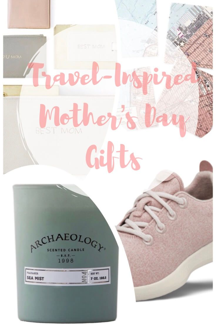 Travel-Related Mother's Day Gifts