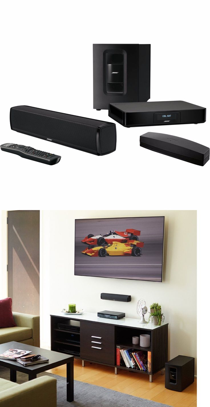 Home Theater Systems: Bose Soundtouch 120 New In Opened Box -> BUY IT NOW ONLY: $599.99 on eBay!