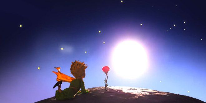 Il piccolo principe diventa un film di animazione | Lemon tube
