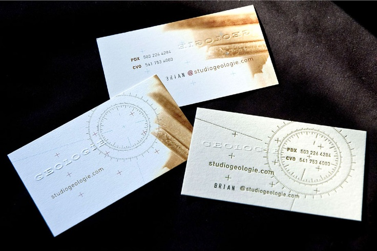Business Cards by Spoke